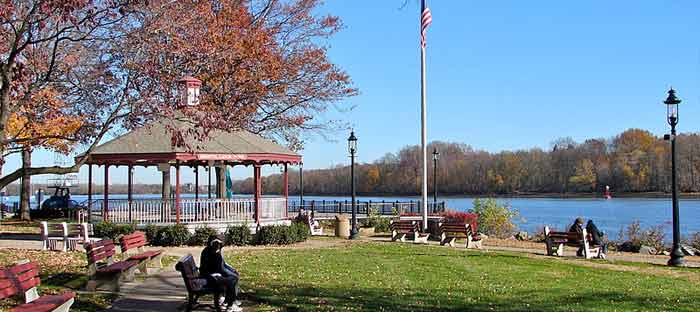 Visit the Bristol Marina in Bucks County, PA