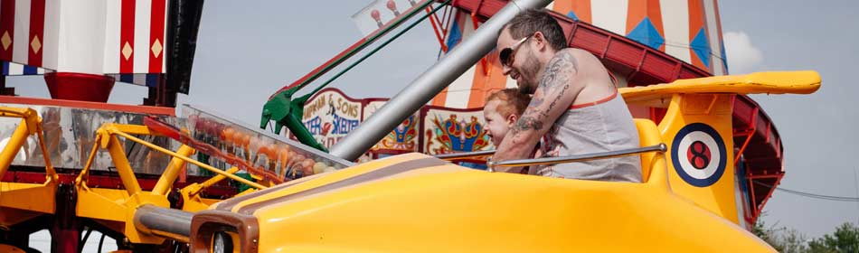 Family entertainment, amusement parks, water parks, tubing in the Bristol, Bucks County PA area