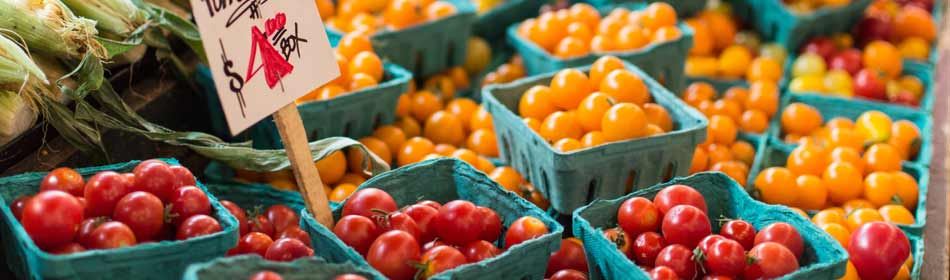 Farmers Markets, Farm Fresh Produce, Baked Goods, Honey in the Bristol, Bucks County PA area